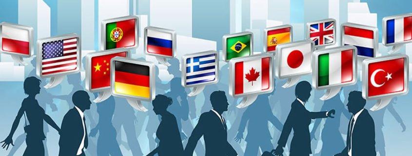 Prevajalska agencija - Jeziki